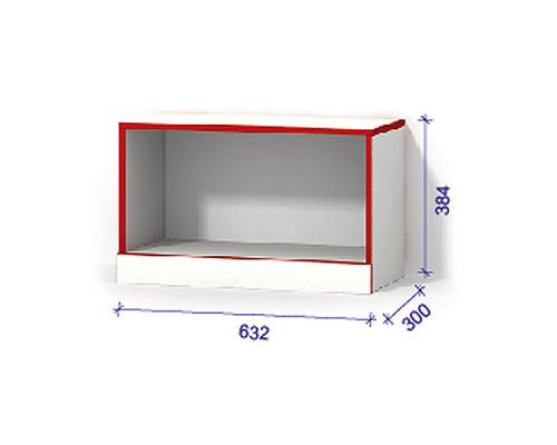 Модульная система 1 с дверцами - Модуль 2