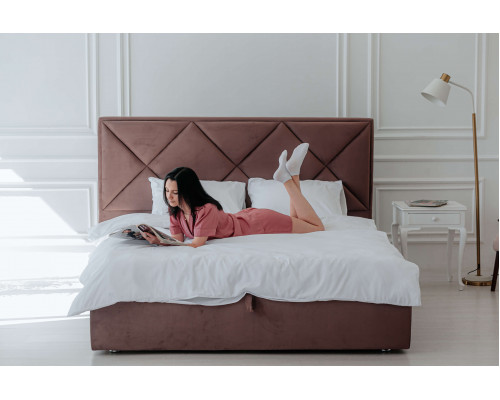 Ліжко-подіум Крістал