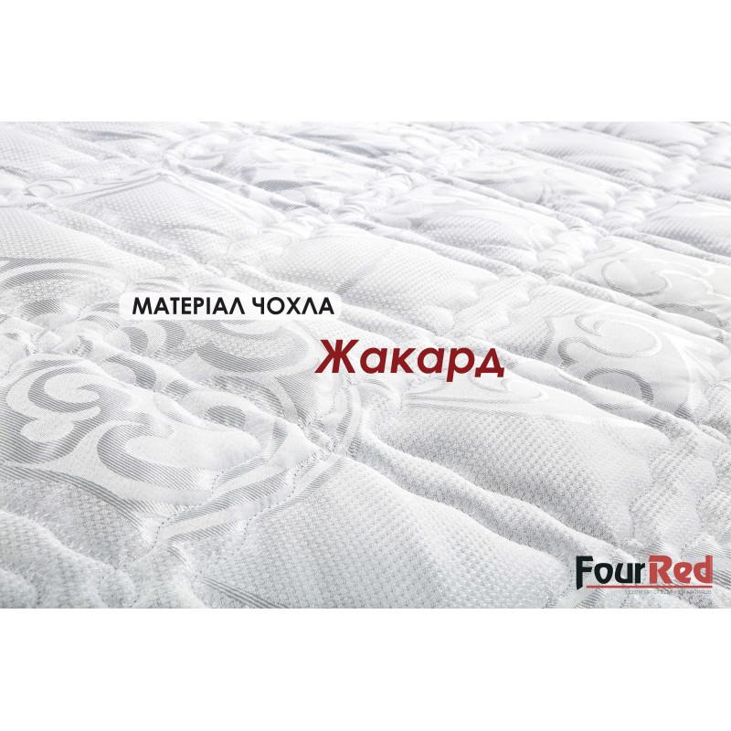 Матрац Four Red Rubin/Рубін